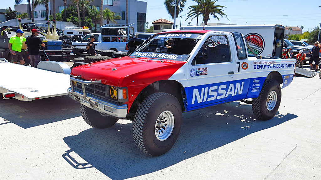 Spencer Low's 1988 Nissan King Cab.