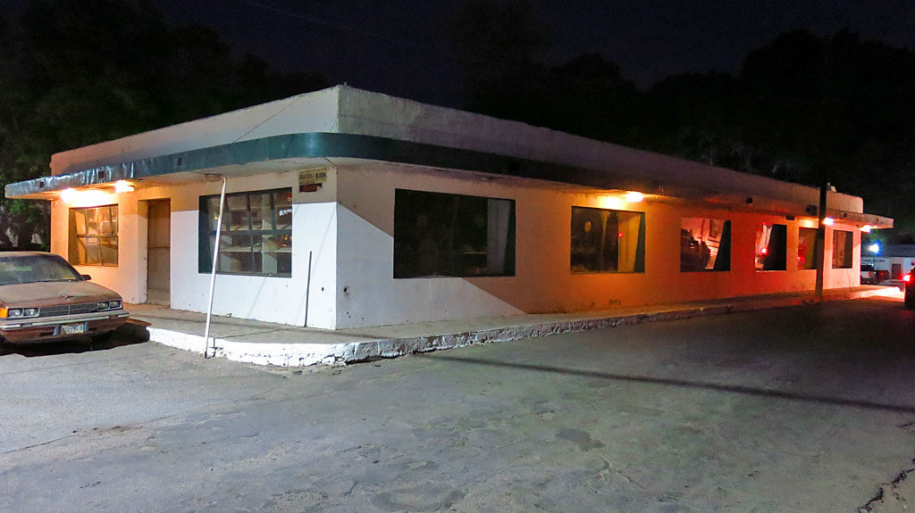 Anyone who's visited San Ignacio recognizes Tienda Fischer -- you drove within feet of it.