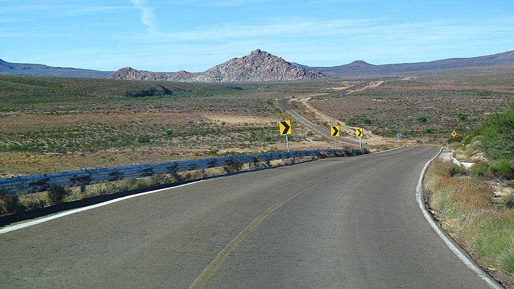 Baja's Highway 1.