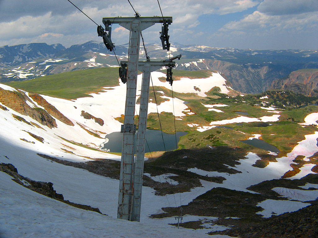 Red Lodge International Summer Ski and Snowboard Camp