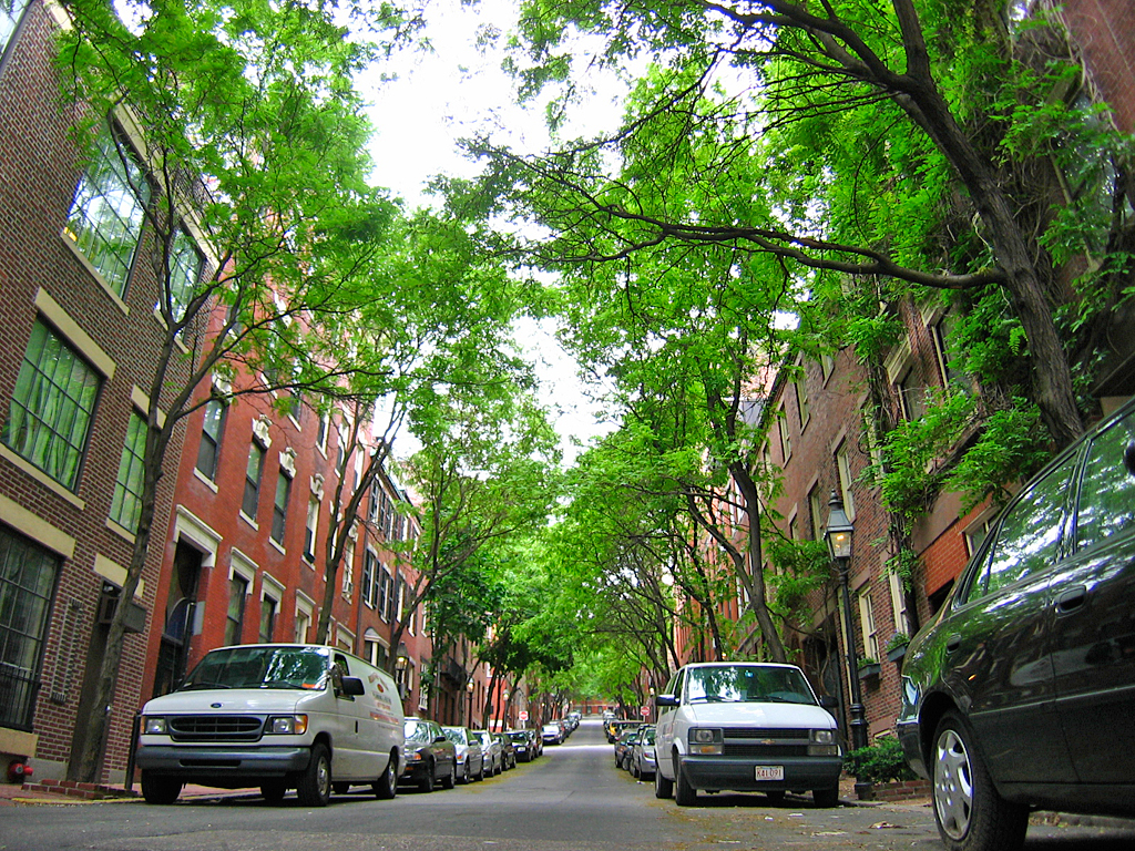 Beacon Hill, Boston, Massachusetts