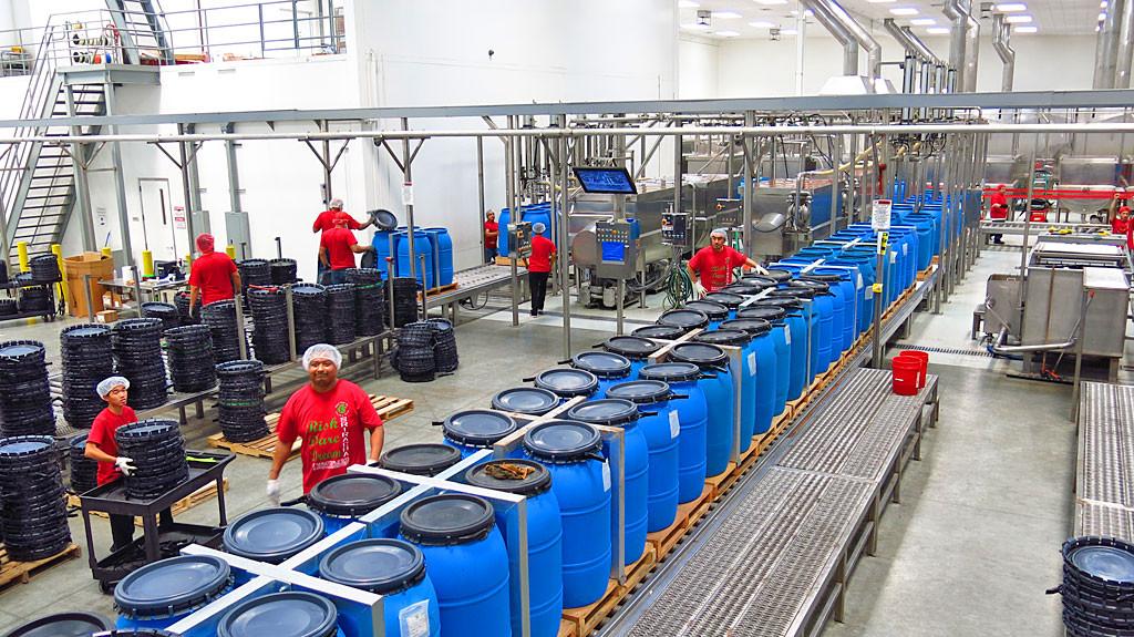 sealing barrels